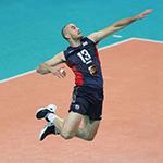 Интенсивный курс нападающего удара в волейболе