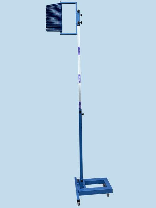 Тренажер для замера высоты прыжка
