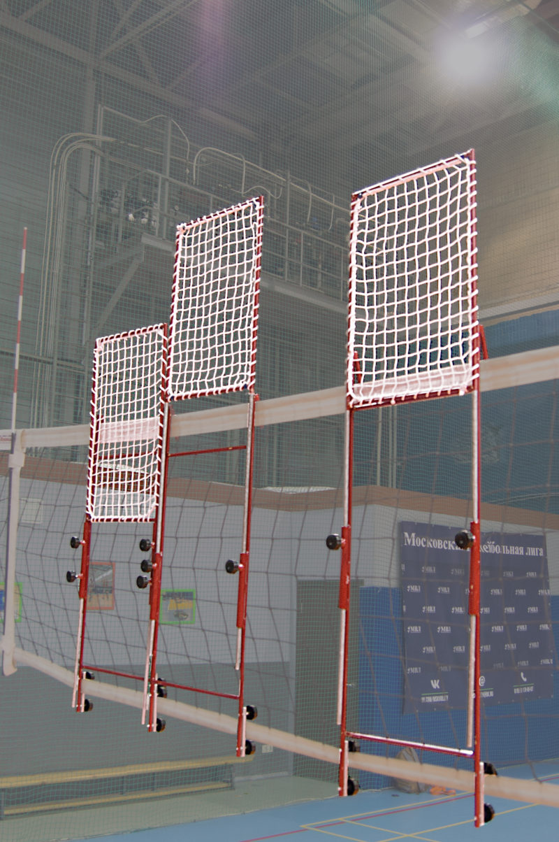 Тренажер блок в волейболе