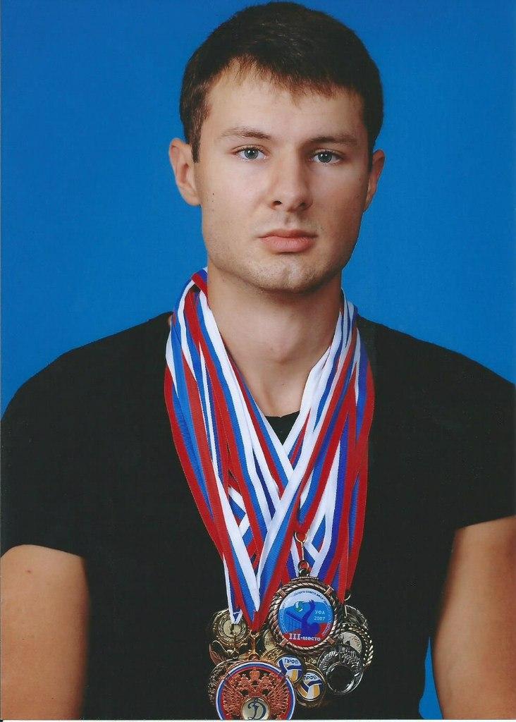Смирнов Станислав - тренер по волейболу
