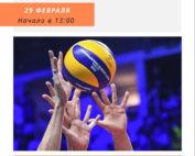 Турнир по классическому волейболу
